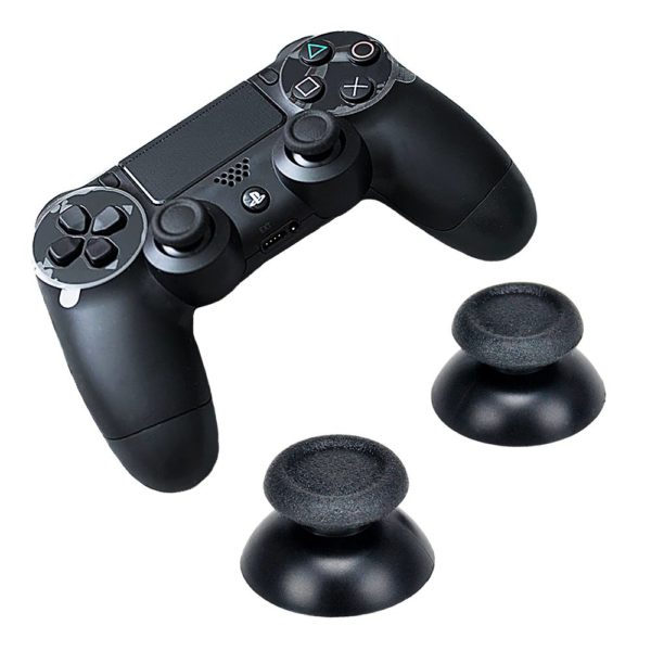 E-TING10x Black Replacement Controller Analog Thumbsticks Thumb