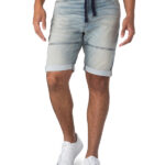 548600008 54860-0008 Signature by levi strauss & co. mens jogger short Canal